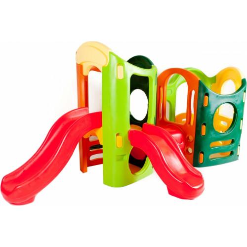 Little Tikes Plac zabaw 8w1 Małpi Gaj ze Zjeżdżalniami