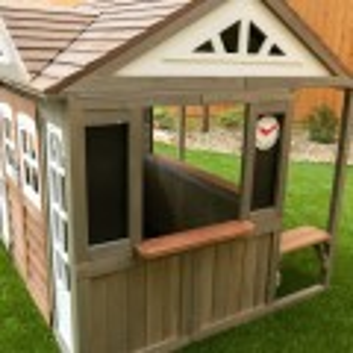 Domek Ogrodowy dla Dzieci Drewniany Kidkraft Garden View