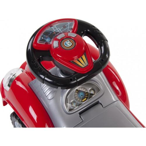 Jeździk Parrot - czerwony