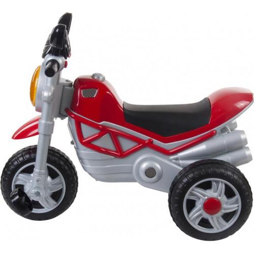 Jeździk motocykl Chopper - czerwony