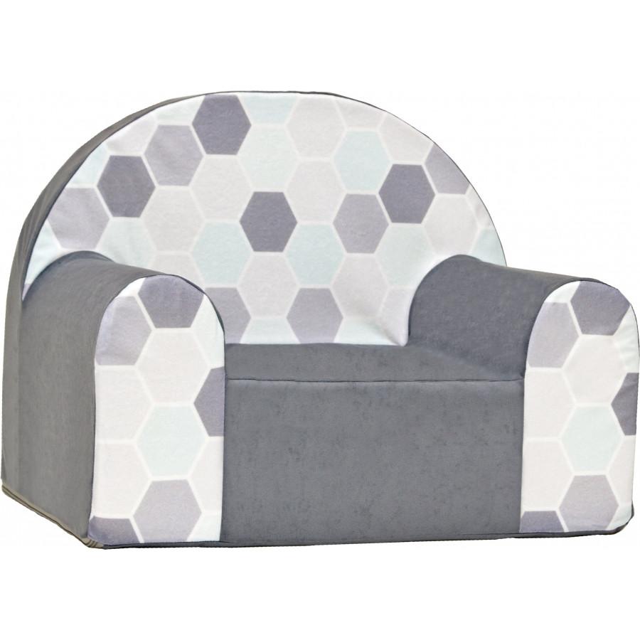 Fotelik kanapa piankowa dziecięca - Misio