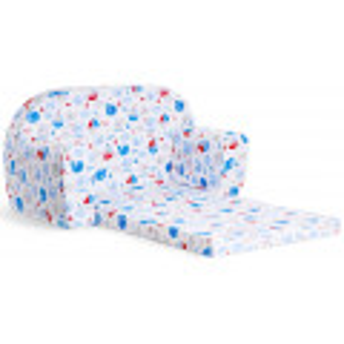 Sofka dziecięca rozkładana kanapa piankowa - Ocean