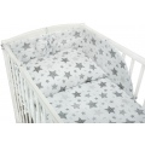 Komplet pościeli dziecięcej do łóżeczka z kolekcji - Gwiazdozbiór Maxi