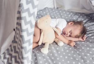 Pościel do łóżeczka dla chłopca