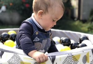 Suchy basen dla dzieci – od i do jakiego wieku?